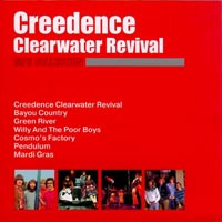 Creedence Clearwater Revival Mp3 коллекция Компьютерная программа CD-ROM, 2002 г Издатель: RMG Records пластиковый Jewel case Что делать, если программа не запускается? инфо 5592b.